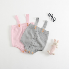 Baby/Toddler simply overalls bodysuit