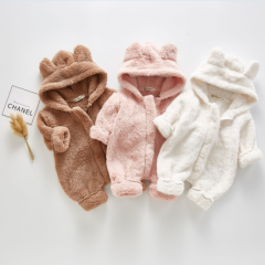 2019 new winter wool-in baby clothing for girl & boy wholesale