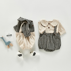 Latest Fashion Design Newborn Clothes Baby Boy Romper Infant Girls Clothing Sets Baby rompers Wholesale